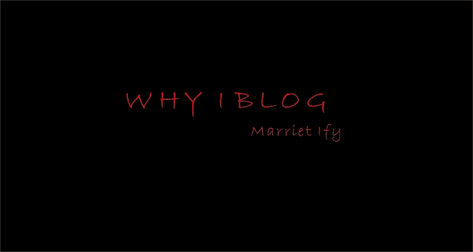 Mify's blog