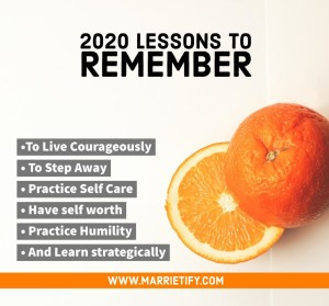 2020 life lessons